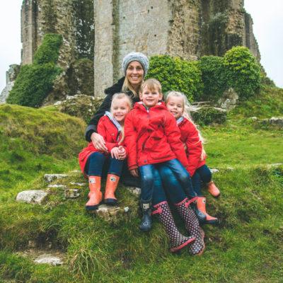 Visit Dorset: A Day At Corfe Castle