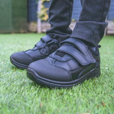 Treads: The Indestructible School Shoe
