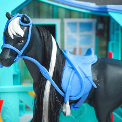 Introducing the new Spirit Riding Free toy range