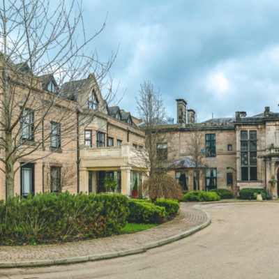 A relaxing child-free stay at Rookery Hall Hotel & Spa