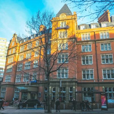 Visit Nottingham: Half term at the Hilton Nottingham Hotel