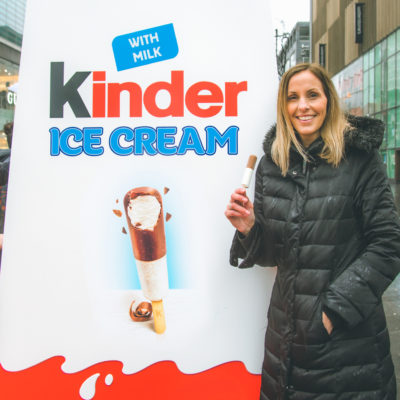 A Taste of Summer with the Kinder Ice Cream Memory Box