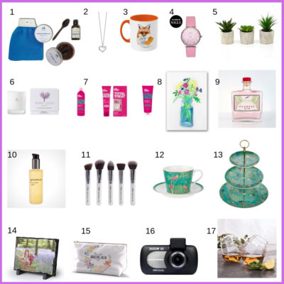 Mothers Day Gift Guide ** WIN **