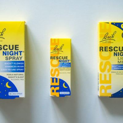 Reset Your Restfulness Routine With Rescue Night® ** WIN **