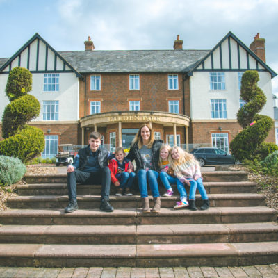 A Family Stay at Carden Park Hotel & Spa
