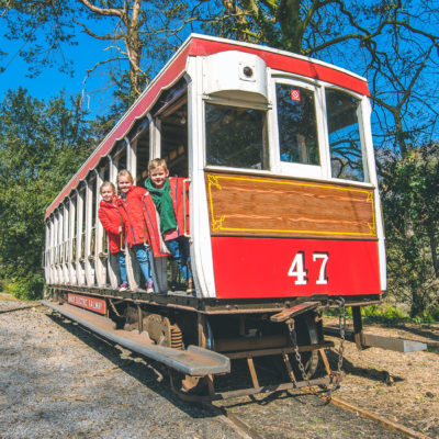 Visit Isle of Man: Laxey Wheel and Snaefell Mountain Railway