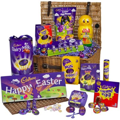 ** WIN ** Cadburys Ultimate Easter Basket