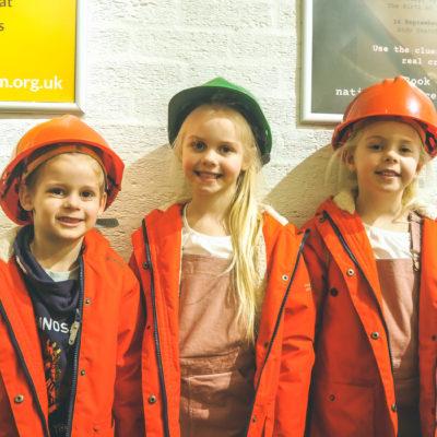 Visit Nottingham: City of Caves Tour