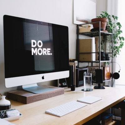 How To Create The Perfect At-Home Work Space