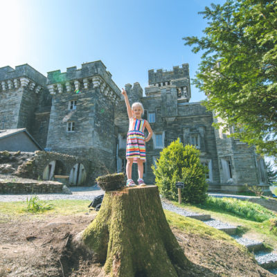 Visit The Lake District: A walk to Wray Castle