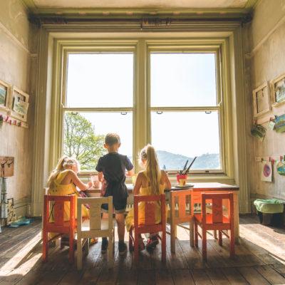 Visit The Lake District: Allan Bank & Grasmere