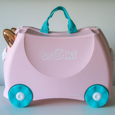 Travelling with Trunki: Review & Giveaway