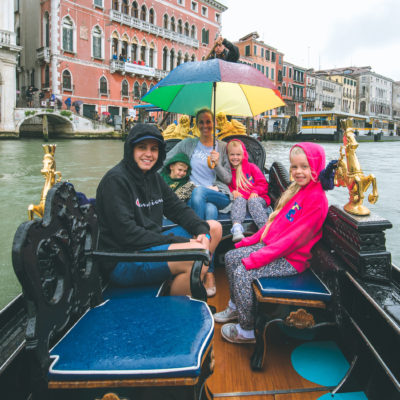 Our Italian Adventure: A day trip to Venice