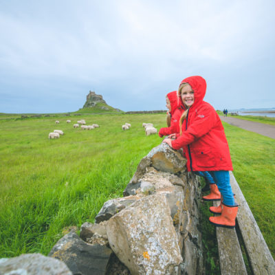 Visit Northumberland: A day at Holy Island and Lindisfarne Castle
