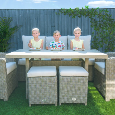 Furnishing our garden for Summer with Desser