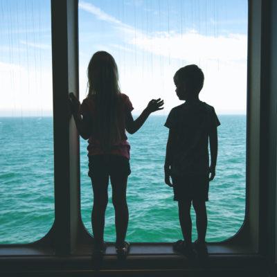 Our Summer Road Trip: Setting sail