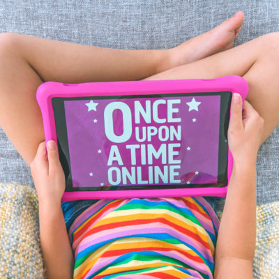 Digital Storytime with Plusnet's Once Upon a Time Online