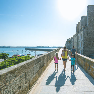 Our Summer Road Trip: St Malo