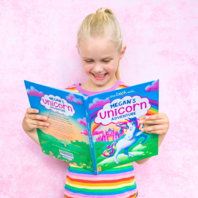 My Personalised Unicorn Adventure Book: Review & Giveaway